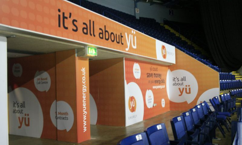 Capital FM Arena Announce New Partnership With Yu Energy